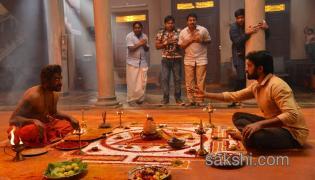 Anando Brahma Movie Working Stills