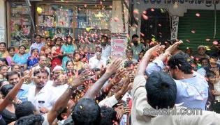 Campaign End in Nandyal by elections - Sakshi