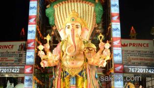 vinayaka chavithi 2017 celebrations in hyderabad