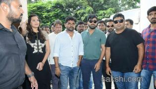 Mahanubhavudu Song Launch at St Marys College