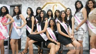 Trends Miss Hyderabad 2017