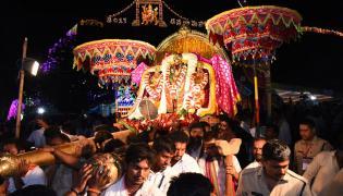 Navaratri festival begins at Kanaka Durga temple