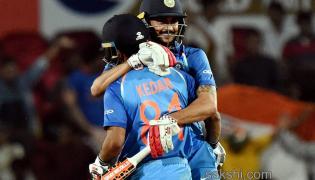 india won 5th ODI cricket match