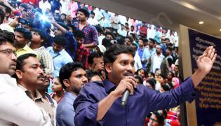 Ys Jagan Yuvabheri at Anantapur - Sakshi
