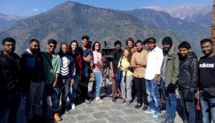puri jagannath mehbooba movie launch - Sakshi