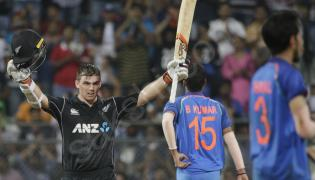 newzealand won first ODI