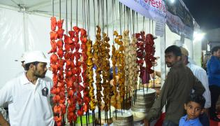 kabab festival in charminar