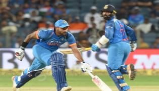 India beat New Zealand by six wickets
