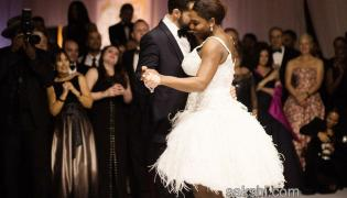 Serena Williams and Alexis Ohanian's wedding  - Sakshi - Sakshi - Sakshi