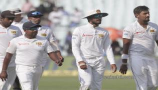 india srilanka first test draw - Sakshi