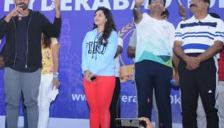 Hyderabad 10K and 5k Run - Sakshi