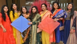 Sankranti celebrations in hyderabad  - Sakshi