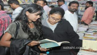 Hyderabad Book Fair is here - Sakshi