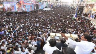YS Jagan PrajaSankalpaYatra 67th day end - Sakshi