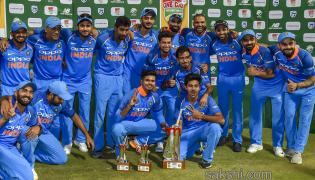 South Africa and India Sixth ODI cricket match - Sakshi