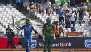 South Africa India Cricket - Sakshi