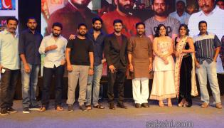 Kirrak Party Pre Release Function - Sakshi