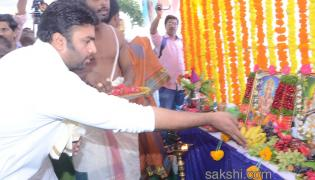 Nara Rohit Shabdam Movie Opening - Sakshi