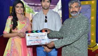 Celebs at 2 States Movie Launch Photos  - Sakshi