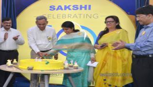 Sakshi Paper 10th Anniversary Celebrations - Sakshi