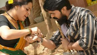 Rangasthalam Working Stills - Sakshi