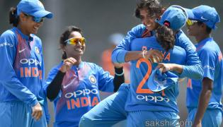 T20 Tri Series between India and England  - Sakshi