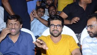Ram Charan Watching Rangasthalam Sudarshan Theatre Photos - Sakshi