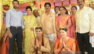 Chess Grand Master Pentala HariKrishna Wedding Photos - Sakshi