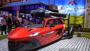 2018 Geneva Motor Show - Sakshi