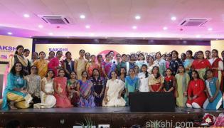 Sakshi womens day celebration in Hyderabad - Sakshi
