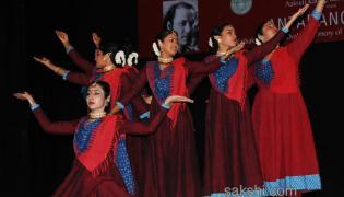 Kathak Dance in Ravindra Bharathi  - Sakshi