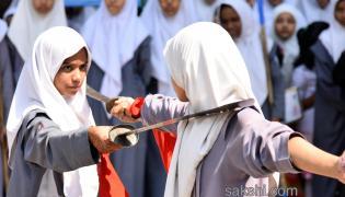 Women day celebration - Sakshi