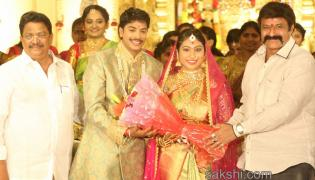 Producer C.Kalyan Son Teja Wedding Photos  - Sakshi