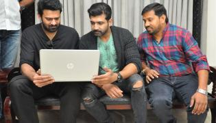 Actor Prabhas launches Crime 23 Trailer Photos - Sakshi
