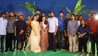 Varun Tej Sankalp Reddy New Movie Launch - Sakshi
