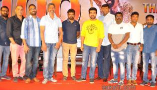 Rangasthalam Thank You Meet - Sakshi