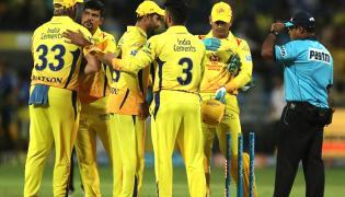 Chennai Super Kings beat Rajasthan Royals by 64 Runs - Sakshi