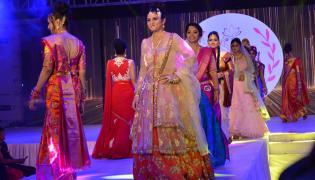 Mrs India Telangana 2018 at Park Hotel Somajiguda - Sakshi