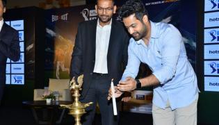 IPL BrandAmbassador in NTR - Sakshi