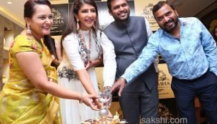 Lakshmi Manchu at Kalasha Fine Jewels first anniversary  - Sakshi