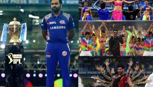 IPL Opening Ceremony 2018 - Sakshi