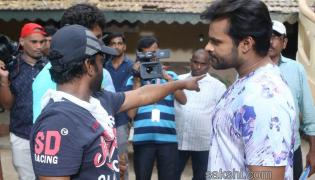 Sai Dharam Tej New Movie Stills - Sakshi
