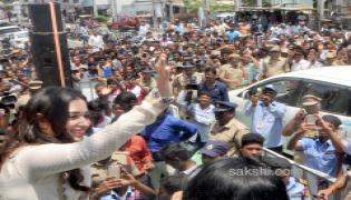 Tamanna launches B New Mobile Store @ Srikakulam - Sakshi