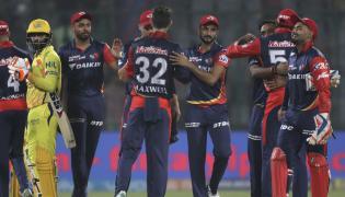 Delhi Daredevils Beat Chennai Super Kings By 34 Runs - Sakshi