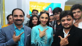 Kiara Advani launches mobile showroom in Tirupati - Sakshi
