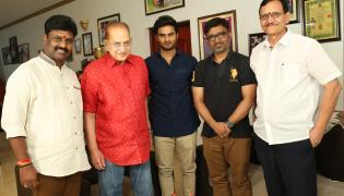 Sammohanam trailer LAUNCH IN superstar krishna photo gallery - Sakshi