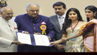 National Film Awards 2018 felicitation Ceremony - Sakshi