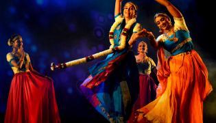 Ravindra bharathi in kuchipudi photo gallery - Sakshi