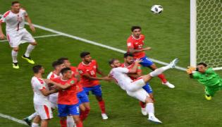 Serbia and Costa Rica Match Photo Gallery - Sakshi