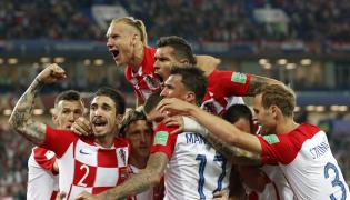 Fifa world cup Croatia and Nigeria match Photo Gallery - Sakshi